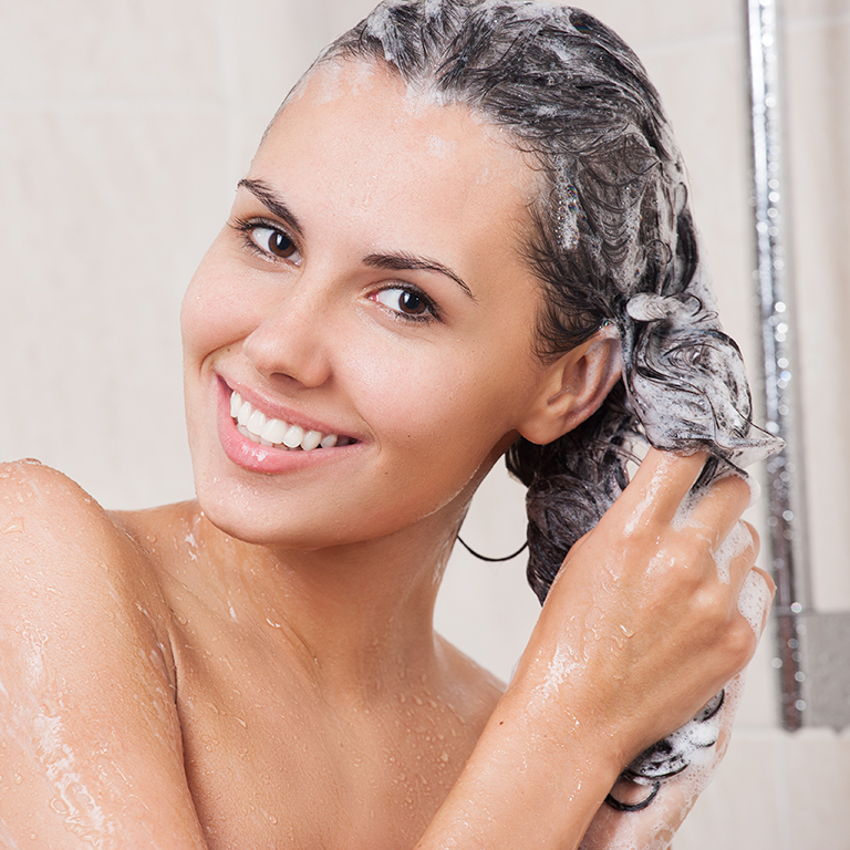 Frequently wash your hair and replace bed linens